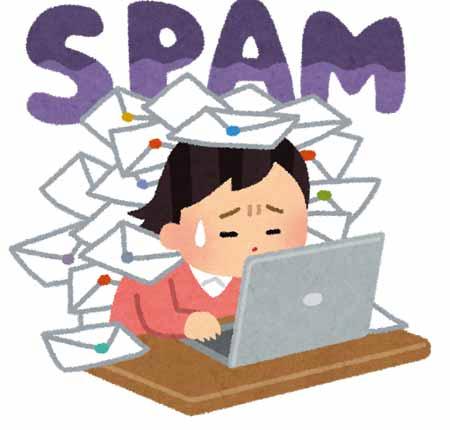 スパムメール