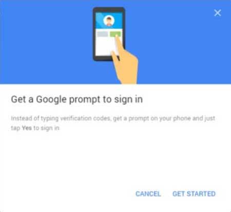 Google Prompt(プロンプト)
