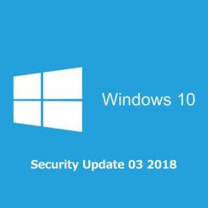 Windows セキュリティ更新