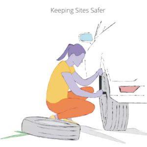 サイトを安全に保つ