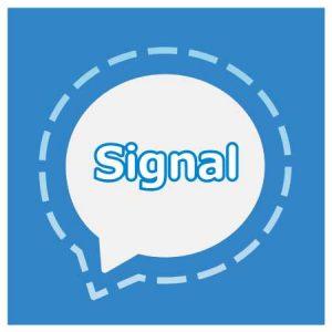 SNSアプリSignal